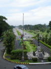 Haupteingang der UP Diliman